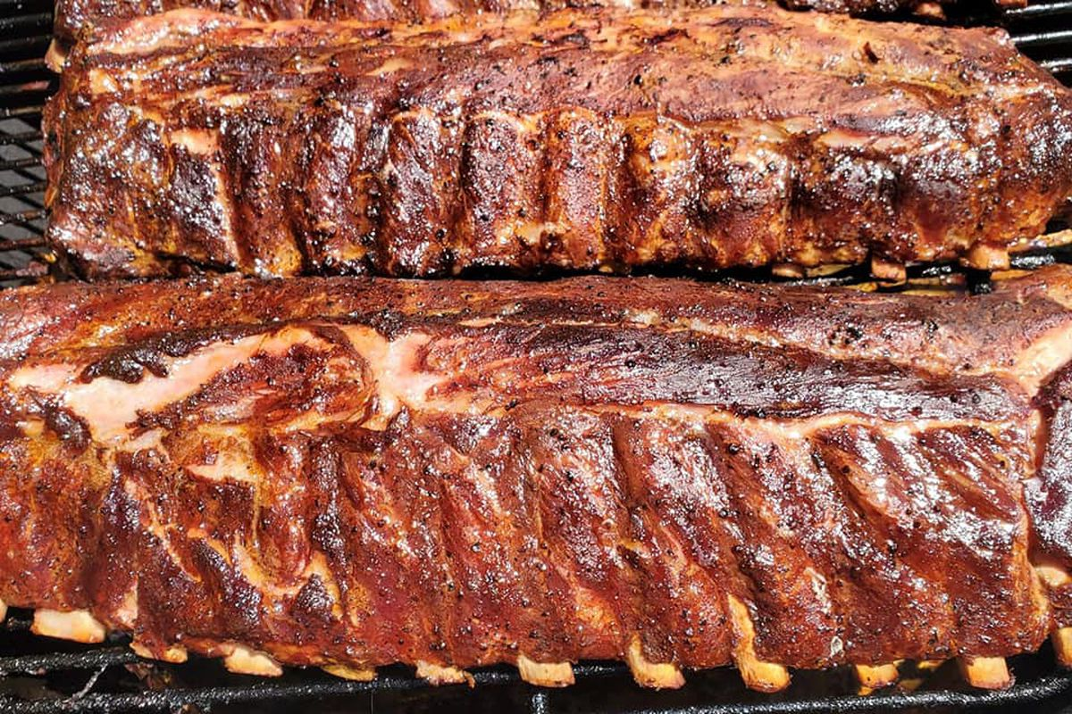 Ribs from GrilleeQ