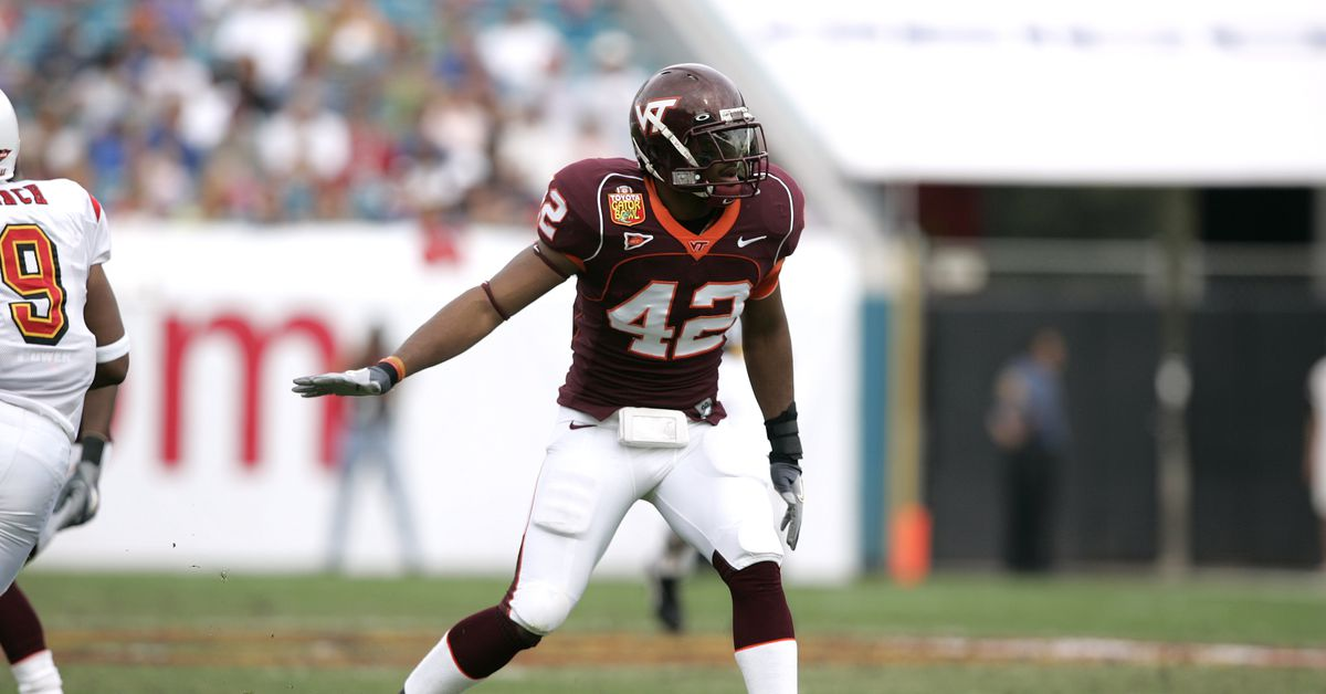Virginia Tech Football 42 Days Til Kickoff With A Look