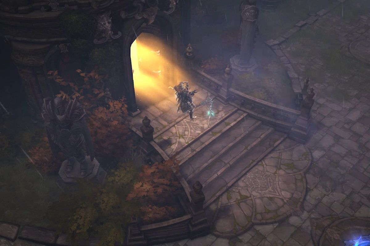 Diablo 3's latest patch is one of the game's biggest, now