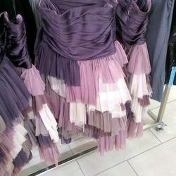 Alice & Olivia dress, $299, Off Fifth