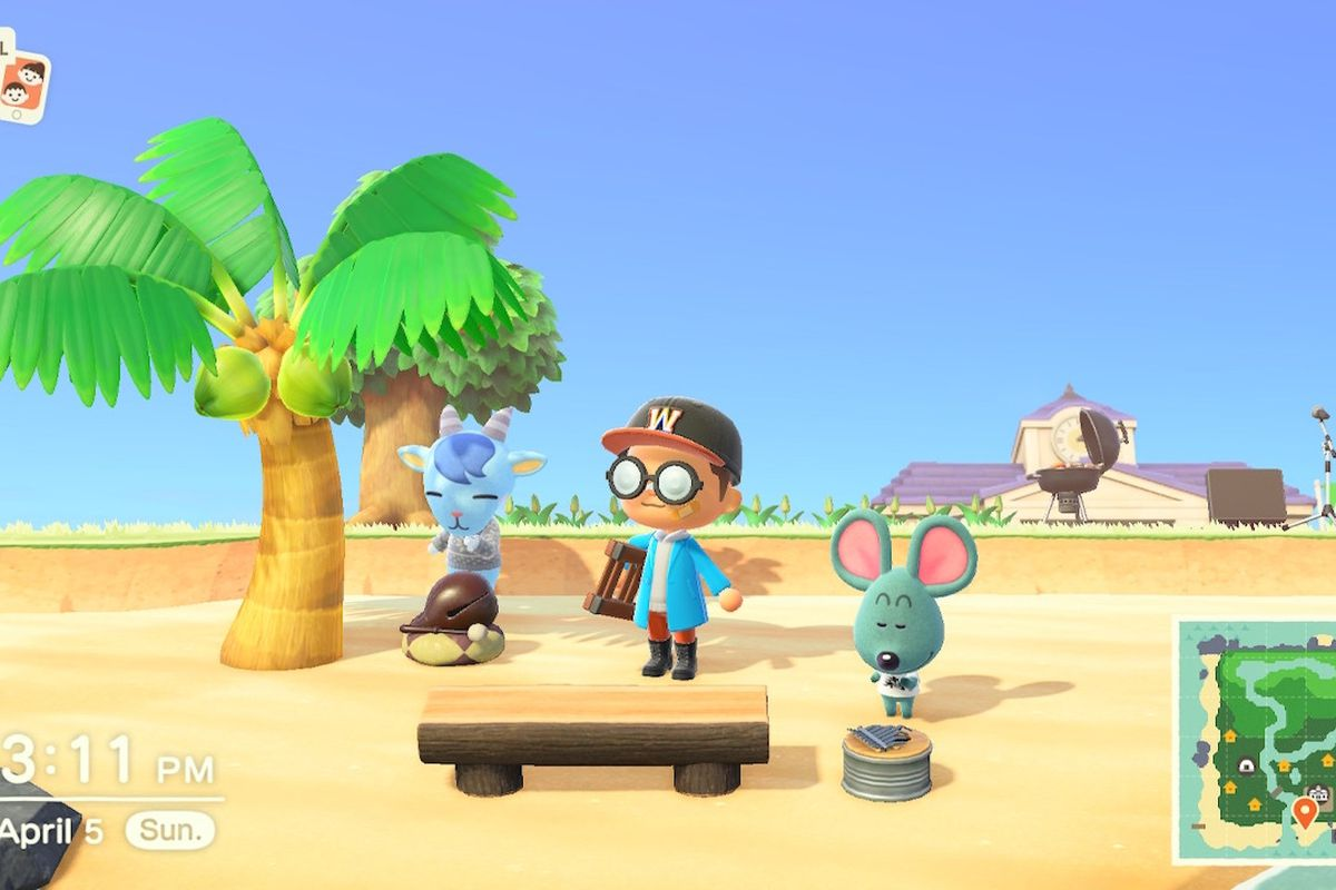In Animal Crossing New Horizons It Matters When Your Villager Moves In Polygon