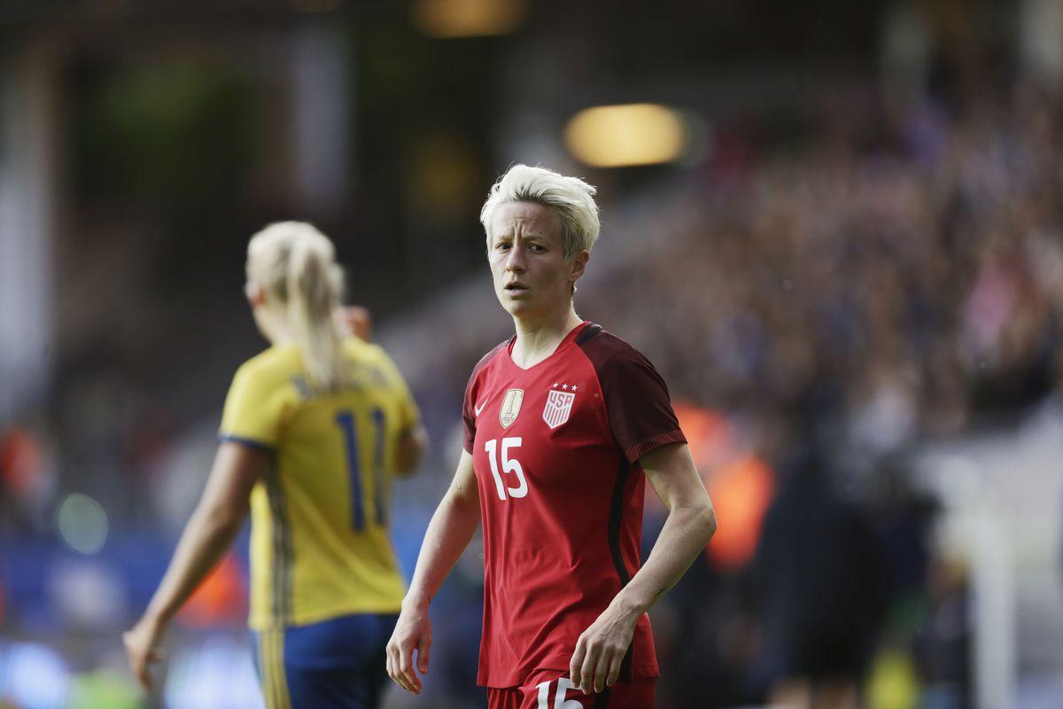 USA Women v Sweden Women - International Friendly