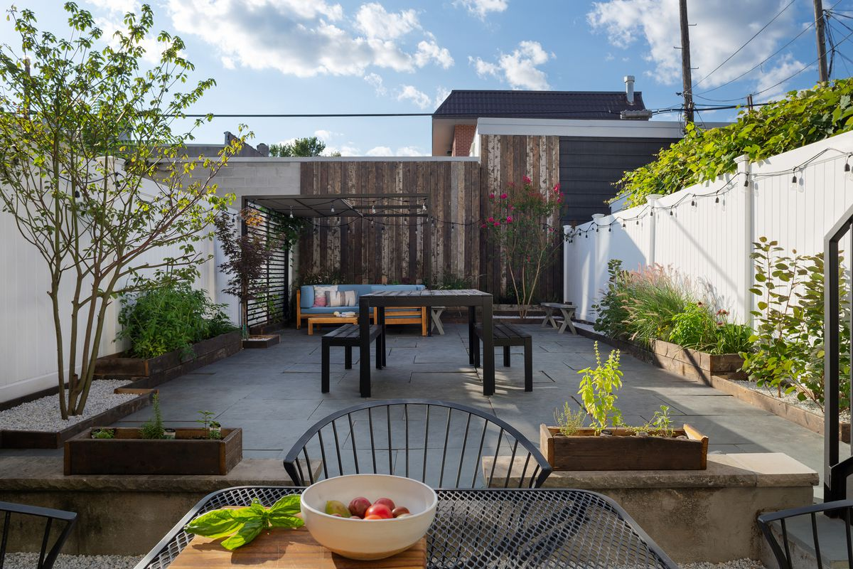 Renovation diary, backyard edition: The reveal - Curbed NY on Backyard Renovation Ideas id=25524