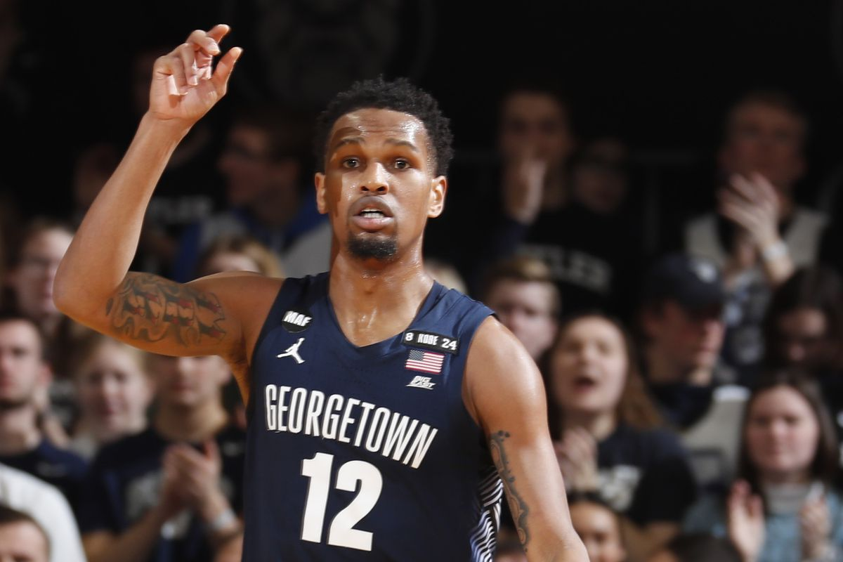COLLEGE BASKETBALL: FEB 15 Georgetown at Butler