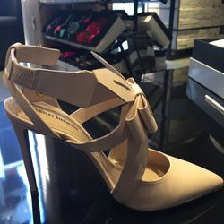 Heels, size 37.5, now $358.40 (from $448)