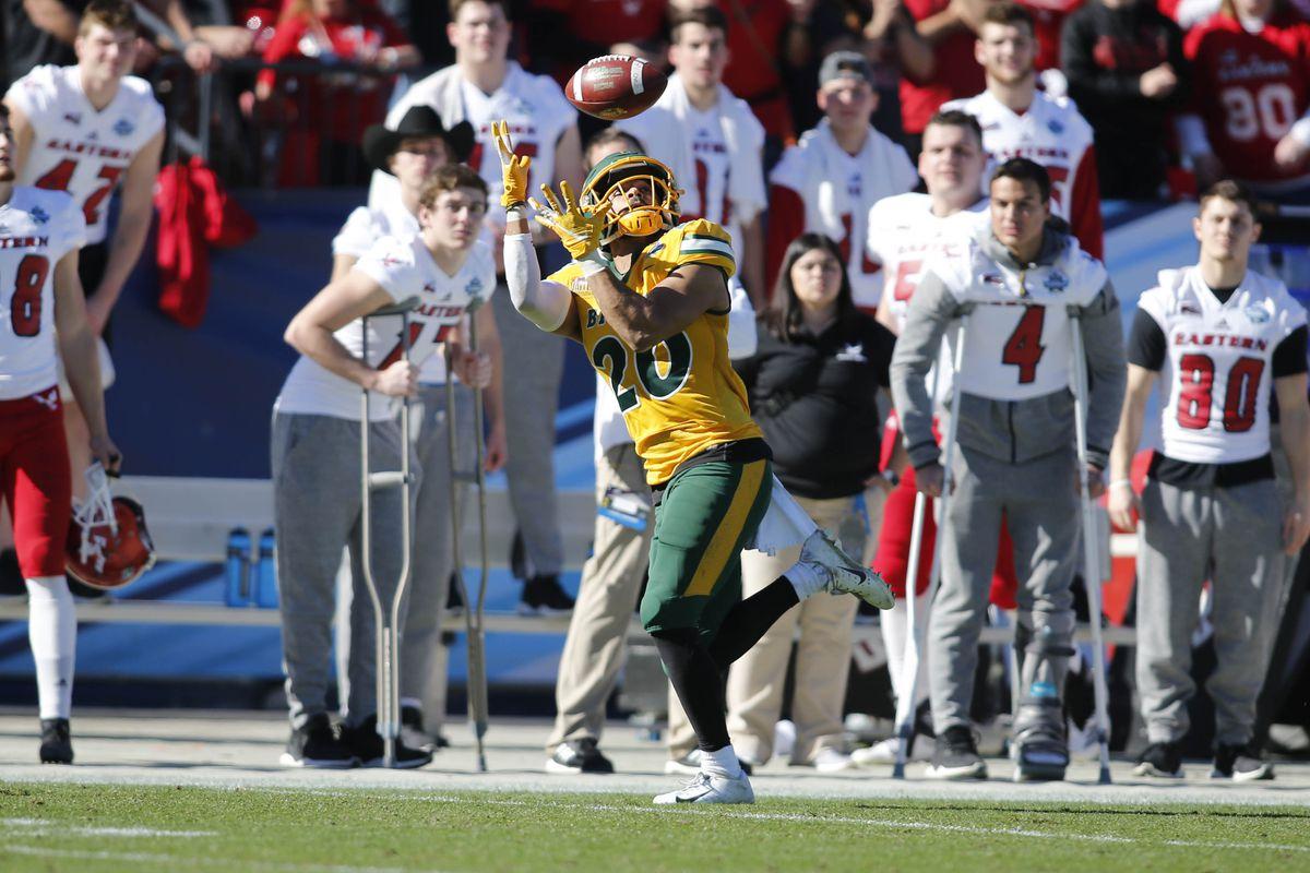 NCAA Football: Division I Football Championship-Eastern Washington vs North Dakota State