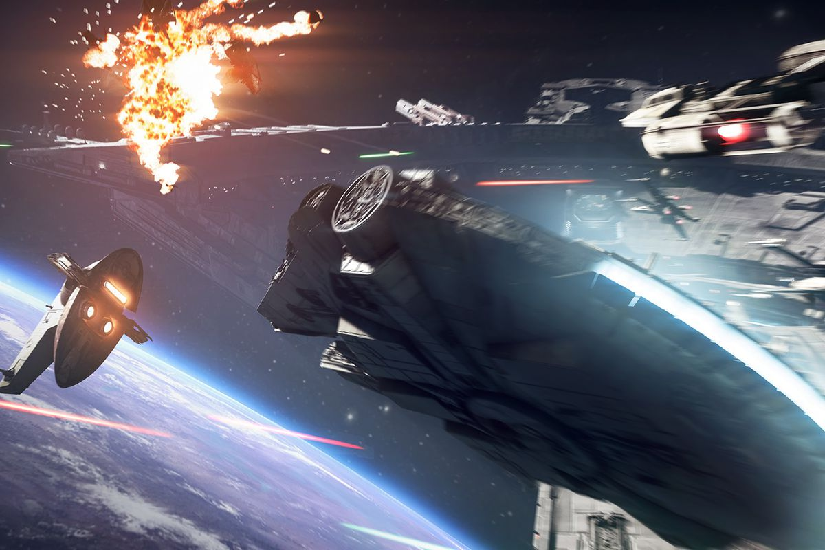 Star Wars Battlefront 2 ditches real-money currency hours