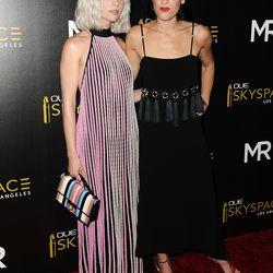 Margot and DJ Mia Moretti of The Dolls