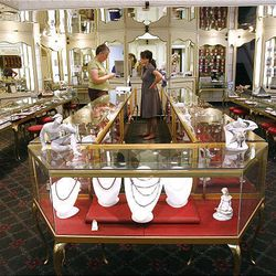 """Losee Jewelers in Provo is closing after 53 years in business. """"My heart and soul is in those stores,"""" said owner Dick Losee."""