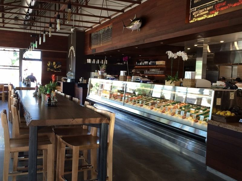 Longtime la jolla fish market expands with new eatery for Boston fish market chicago