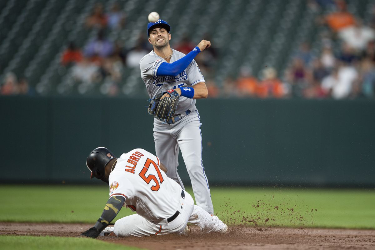 Royals allow lots of homers, lose 8-1
