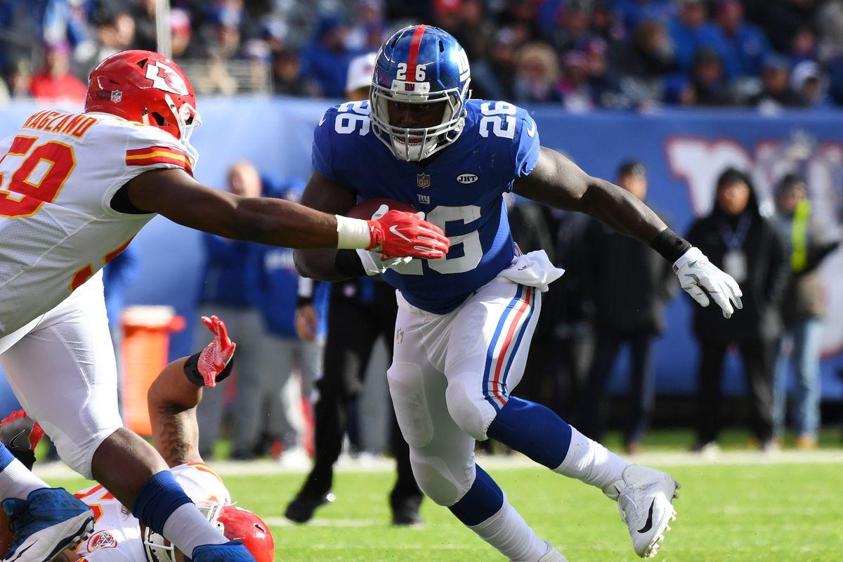 NFL: Kansas City Chiefs at New York Giants