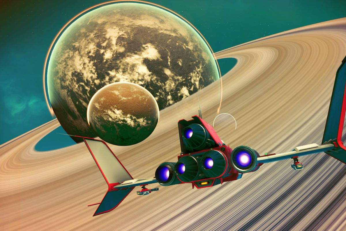 How to find a wealthy system in no mans sky
