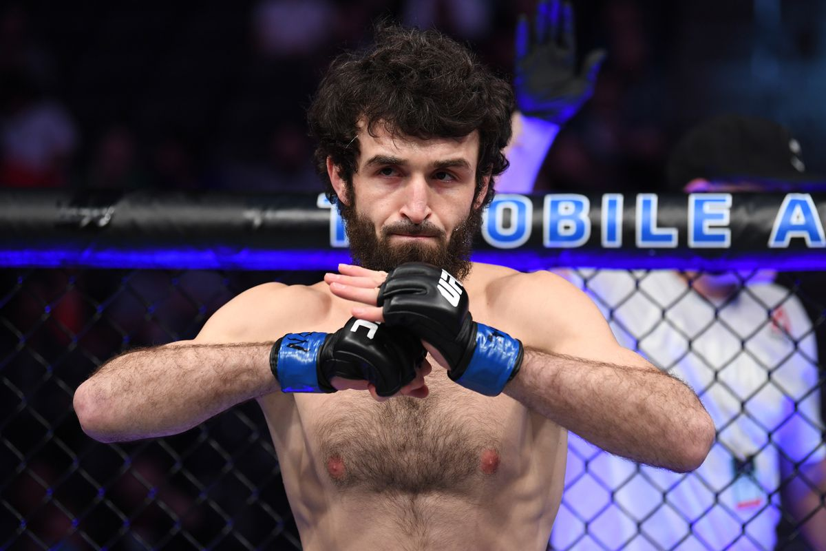 """Because of lingering """"health problems,"""" Zabit Magomedsharipov's MMA career is hanging in the balance."""