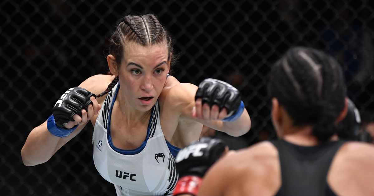 Miesha Tate tests positive for COVID-19, fight against Ketlen Vieira postponed