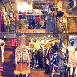 Ricky Becker's two-story Spooky Boutique