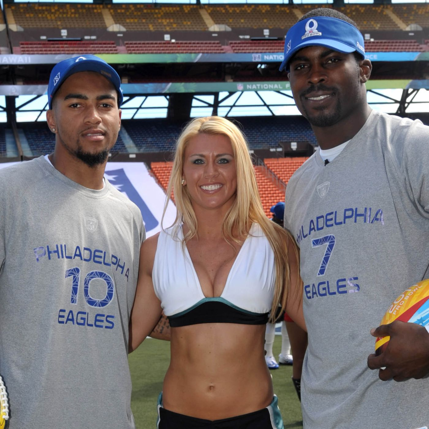 b3f1b9658 Michael Vick Wanted DeSean Jackson on the Jets  Calls Playing for Redskins  a Dream Come True