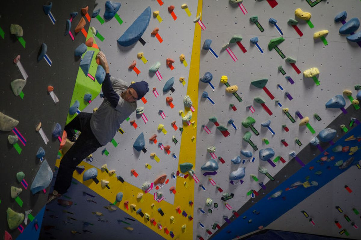 """Image from another Touchstone Climbing facility <a href=""""http://www.touchstoneclimbing.com/"""">via</a>."""