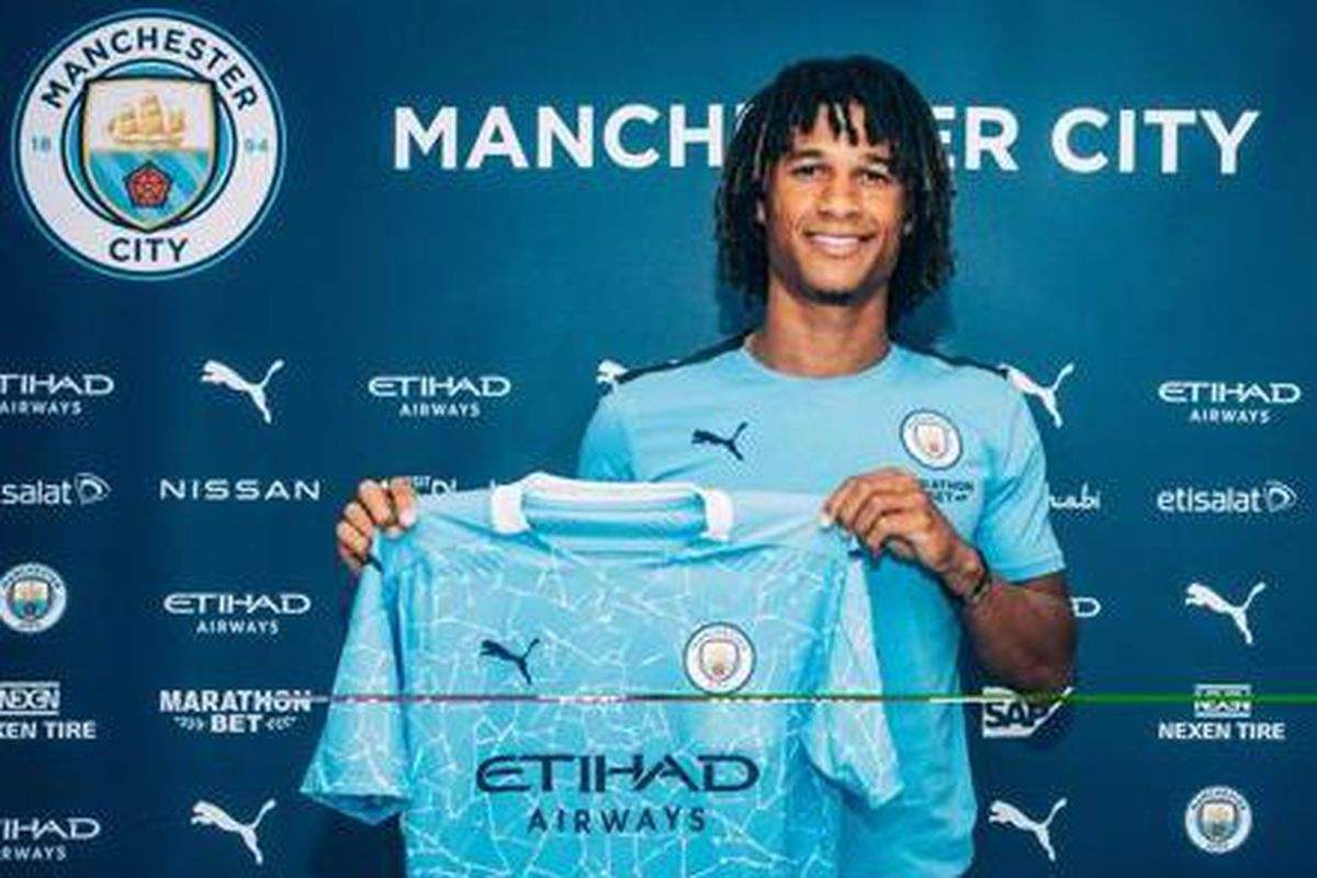 Nathan Ake: Man City approach Bournemouth over £35m