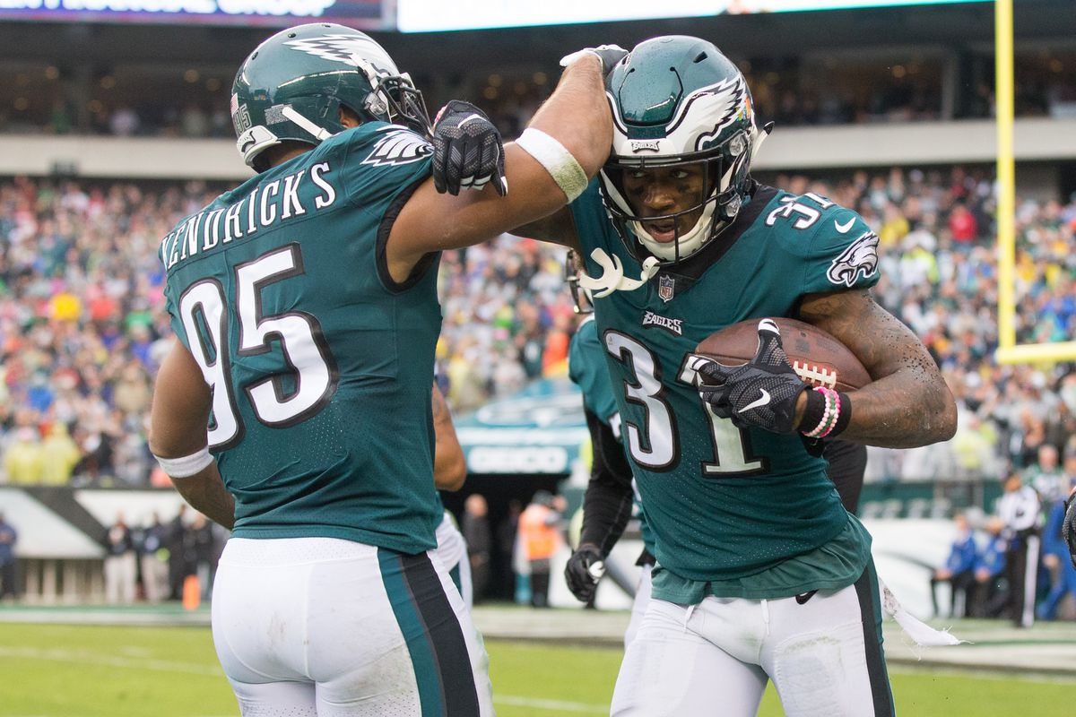 Eagles 49ers Final Score Observations From Philadelphia S Win Over San Francisco 33 10 Bleeding Green Nation