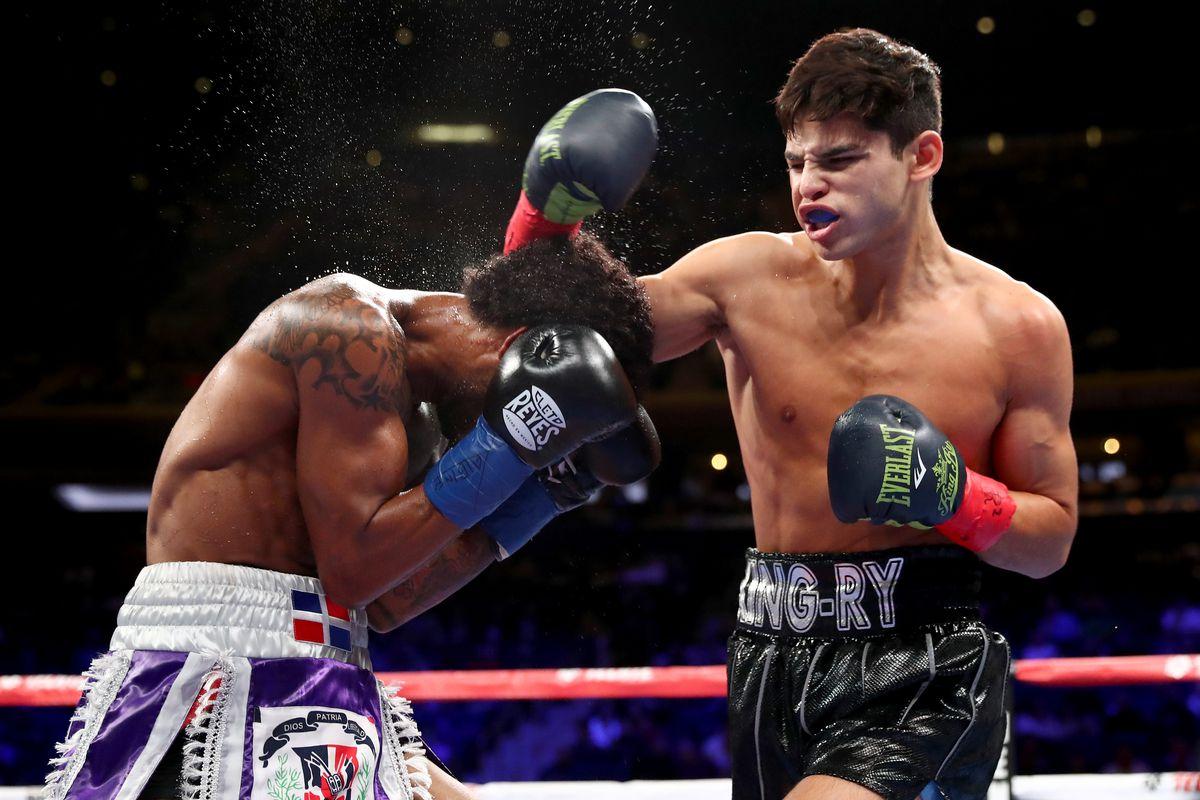 Ryan Garcia v Braulio Rodriguez