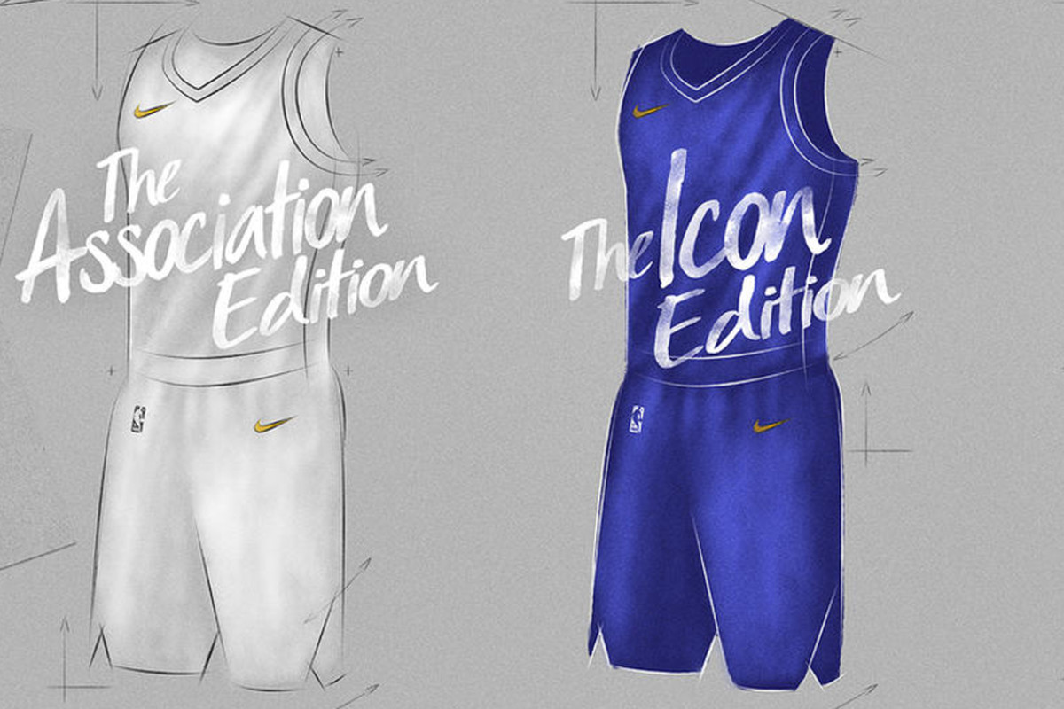 sale retailer 0377f 66df7 Nike and the NBA are completely changing how jerseys work ...