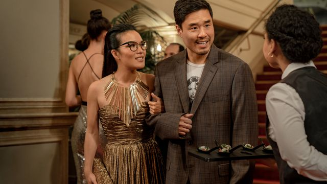 Ali Wong and Randall Park in <em>Always Be My Maybe</em>.