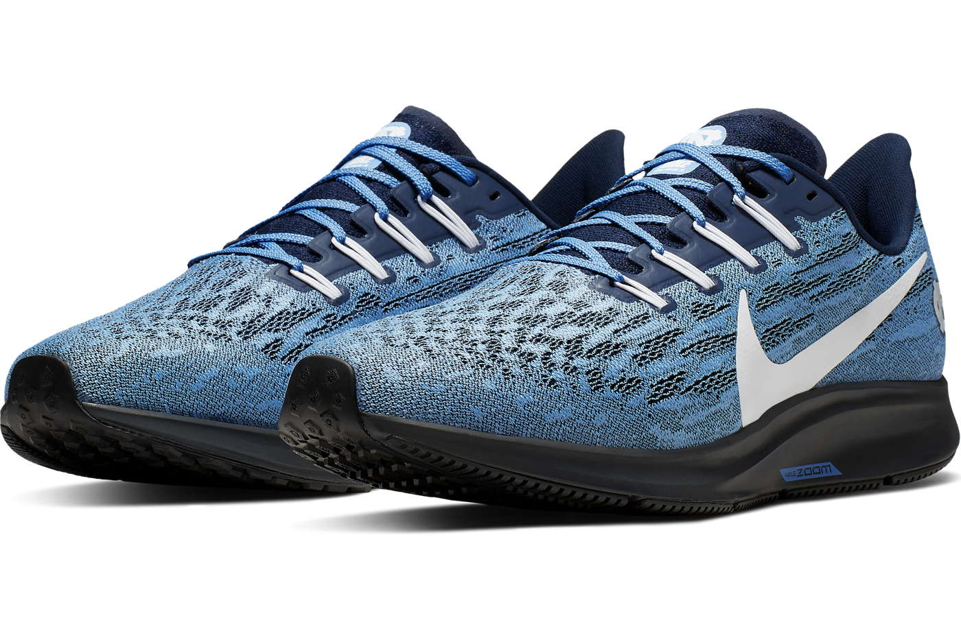 super especiales muy agradable variedades anchas Nike drops the new Air Zoom Pegasus 36 UNC shoe! - Tar Heel Blog