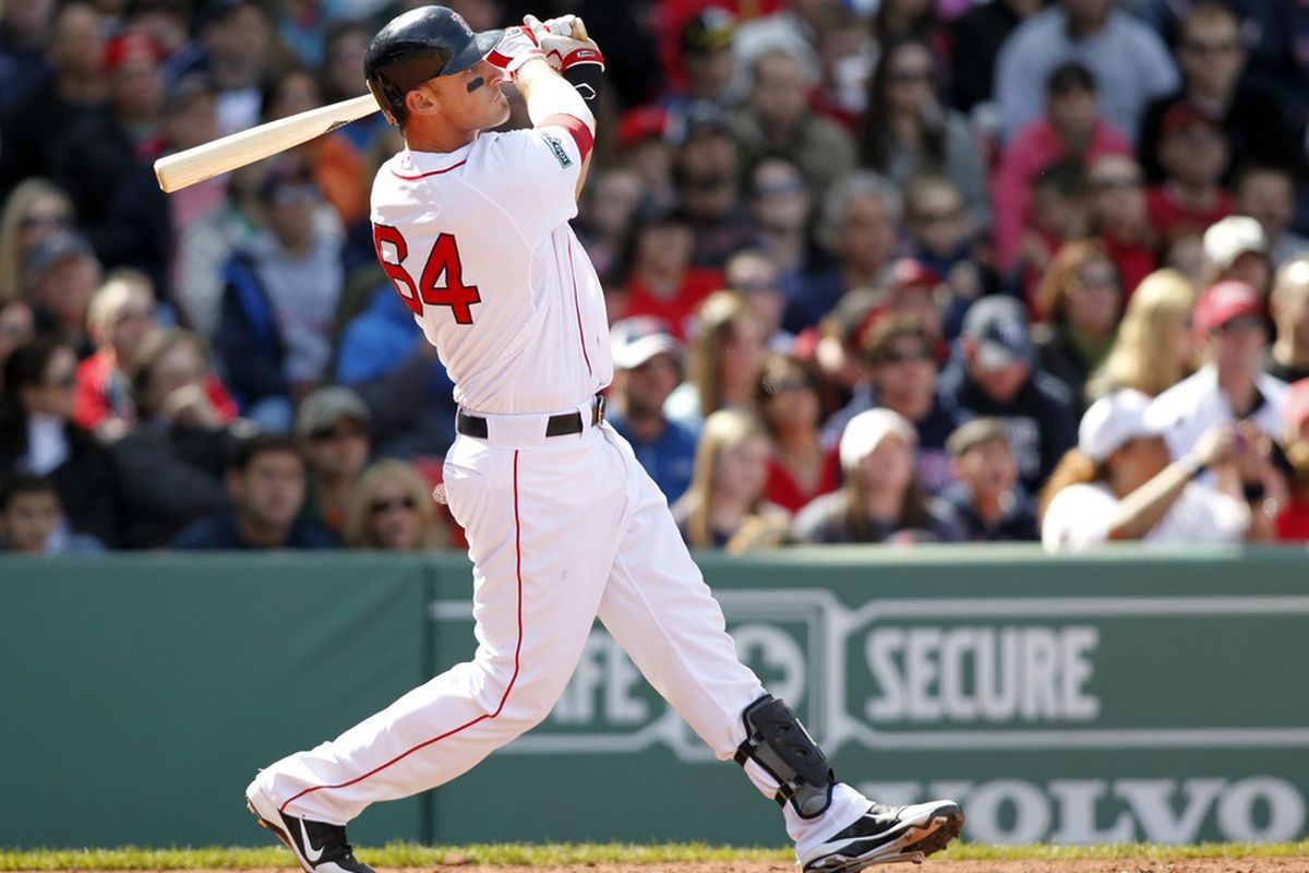 What can a different look at batting average tell us about, say, Will Middlebrooks' career possibilities?