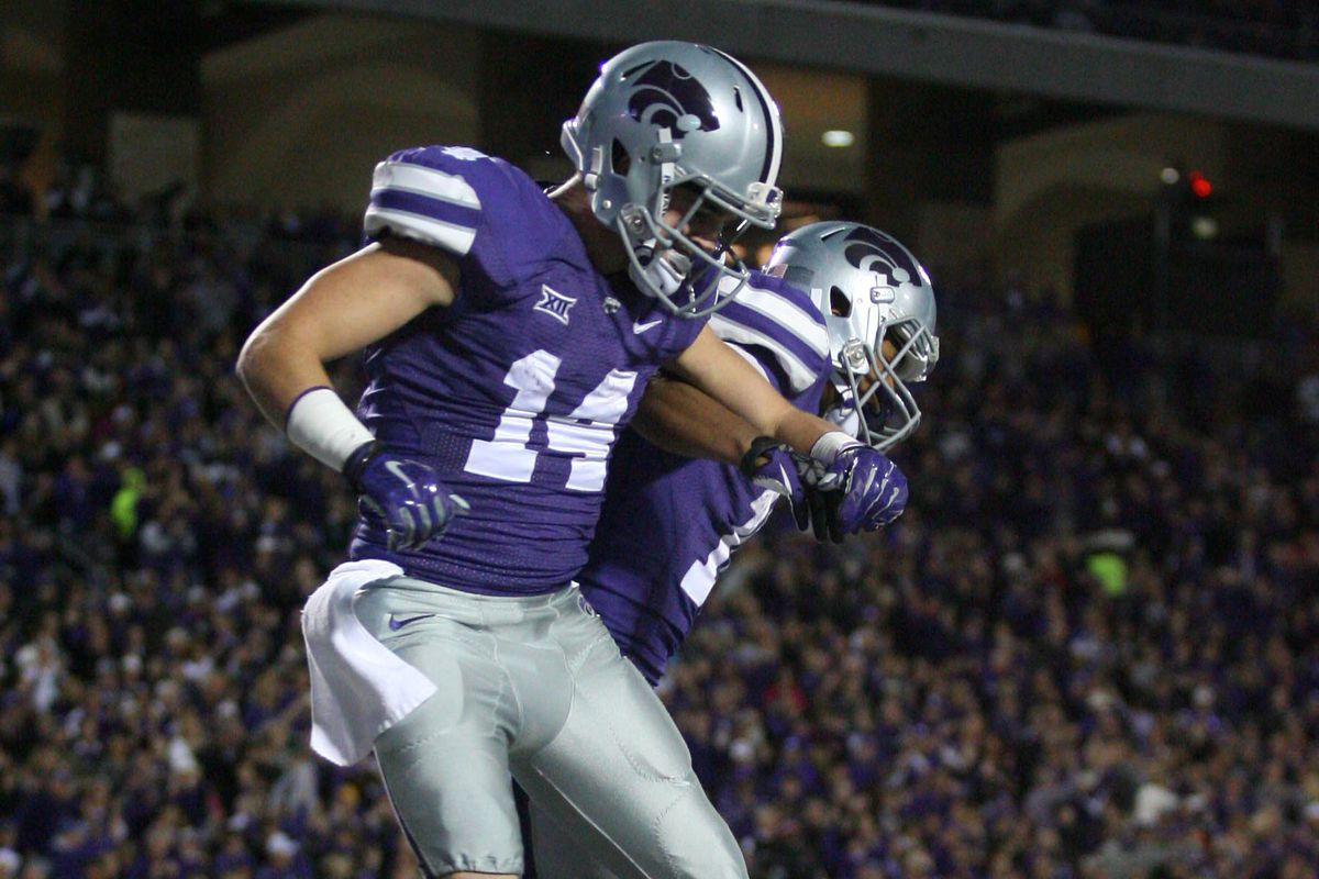 Bill Snyder can even make his players fly. [Ed. - This originally said Dan Snyder because I am dumb sometimes.]