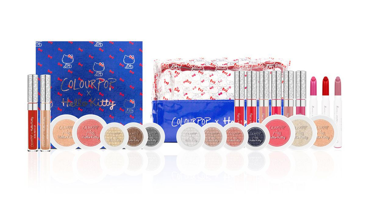 The Co-Founder of ColourPop on Working With Hello Kitty, the