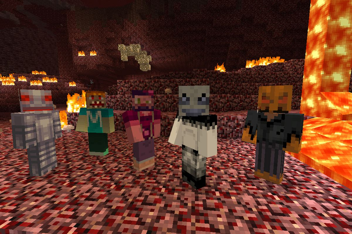 Minecraft Developers Looking To Give Power To The People Through Mod