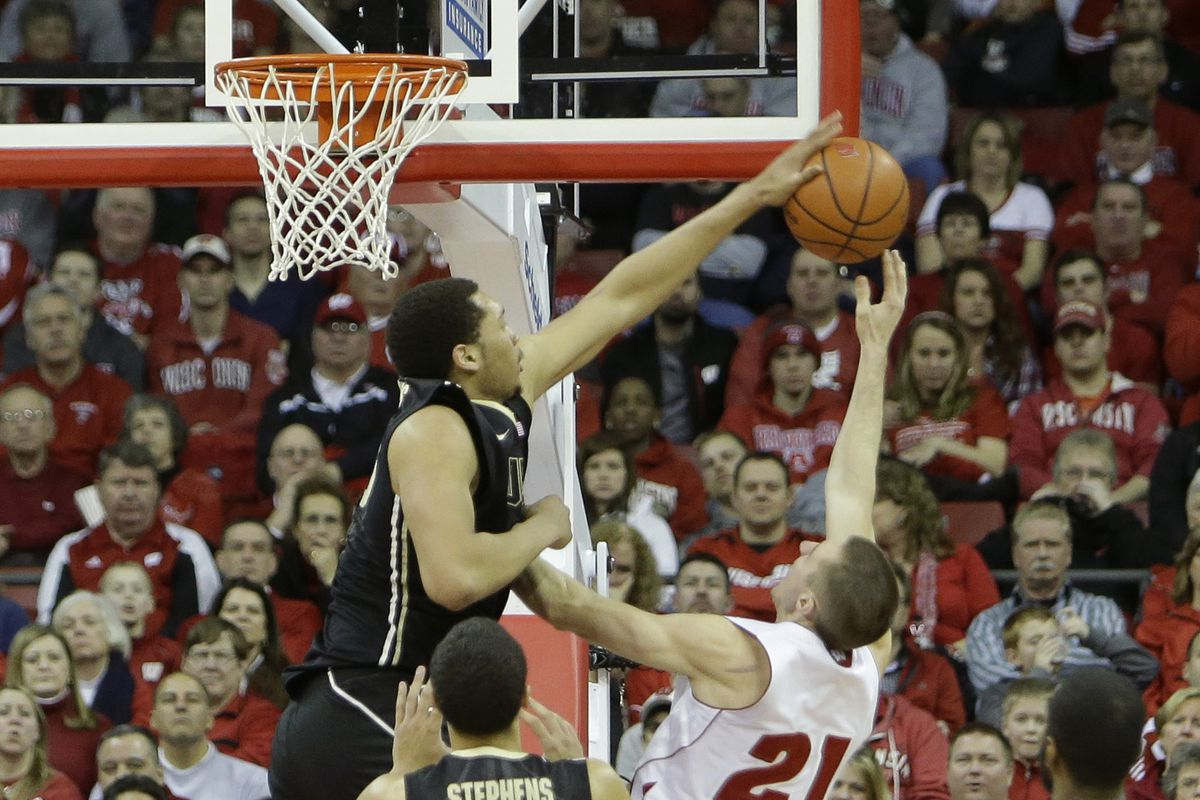 Purdue will be at their best if they get a energized and dominant AJ Hammons every night.