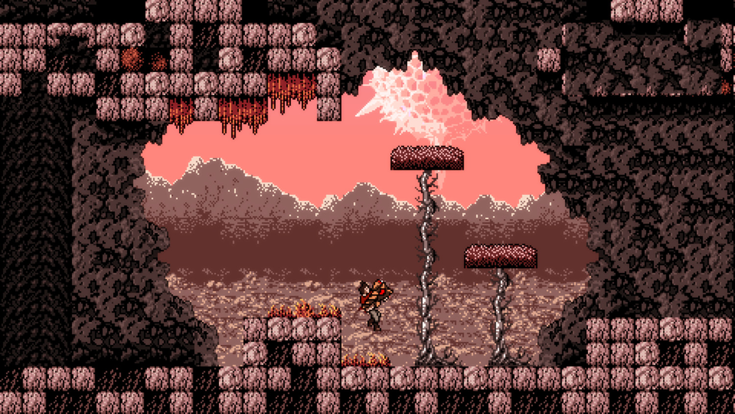 Axiom Verge review: jagged edge