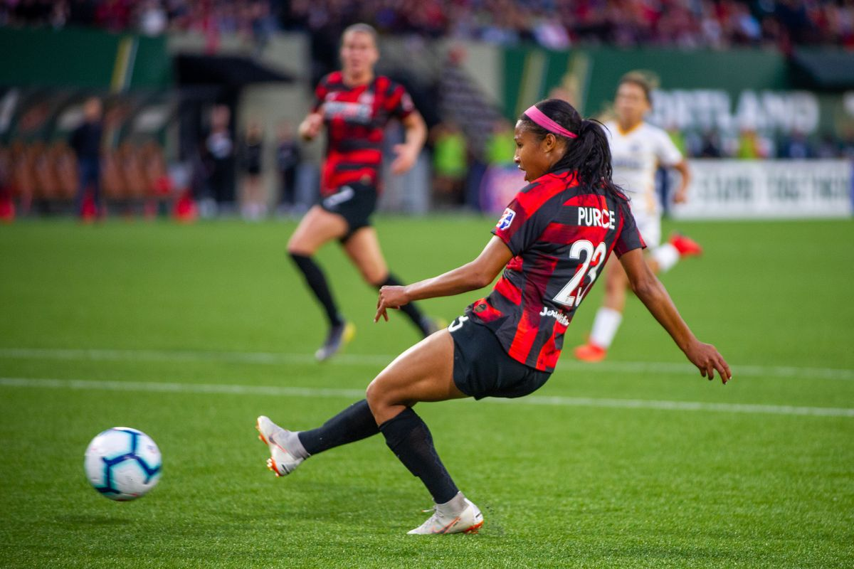 Black NWSL players talk building a career in American soccer