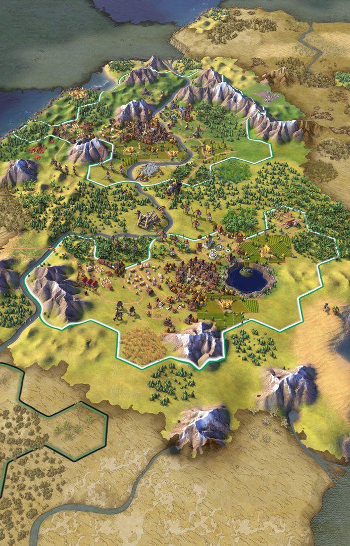 Sid Meier's Civilization 6 review | Polygon