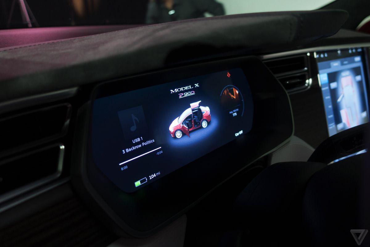 Model Y Update: Tesla Software Update Said To Include UI Refresh