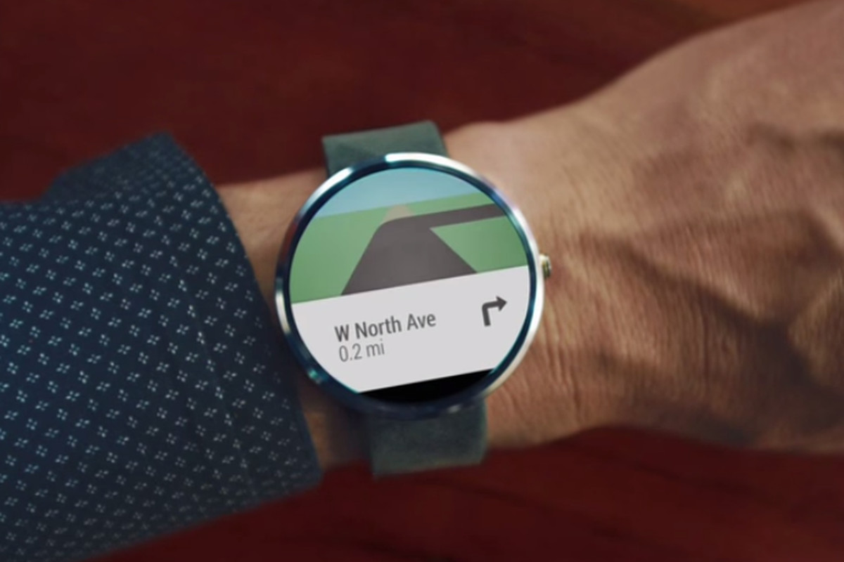 Smartwatches give you directions, tell you the weather, play music, and show you your text messages. Also, they tell time.