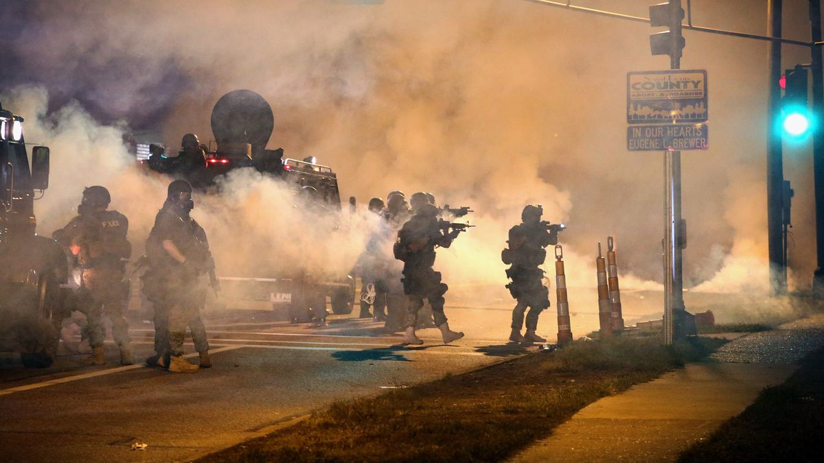From nightsticks to night vision: see what America's local