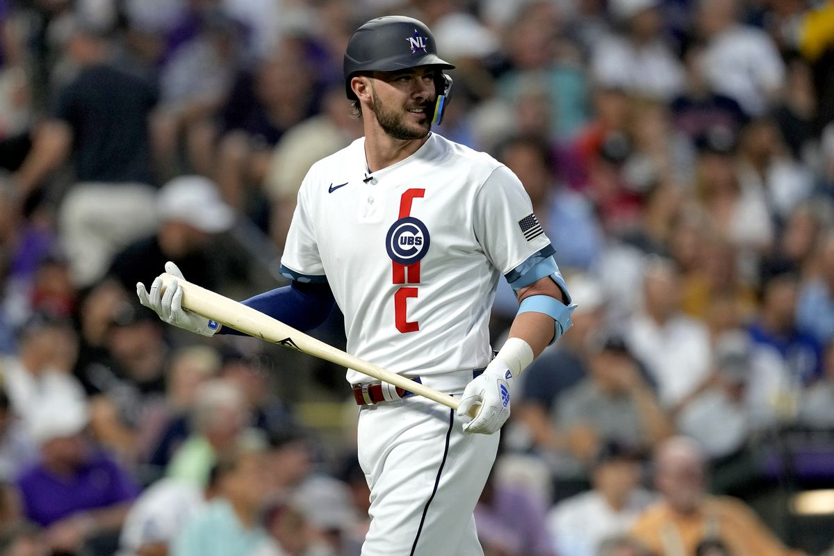 The Cubs still have to decide what to do with Kris Bryant and other members of the championship core.