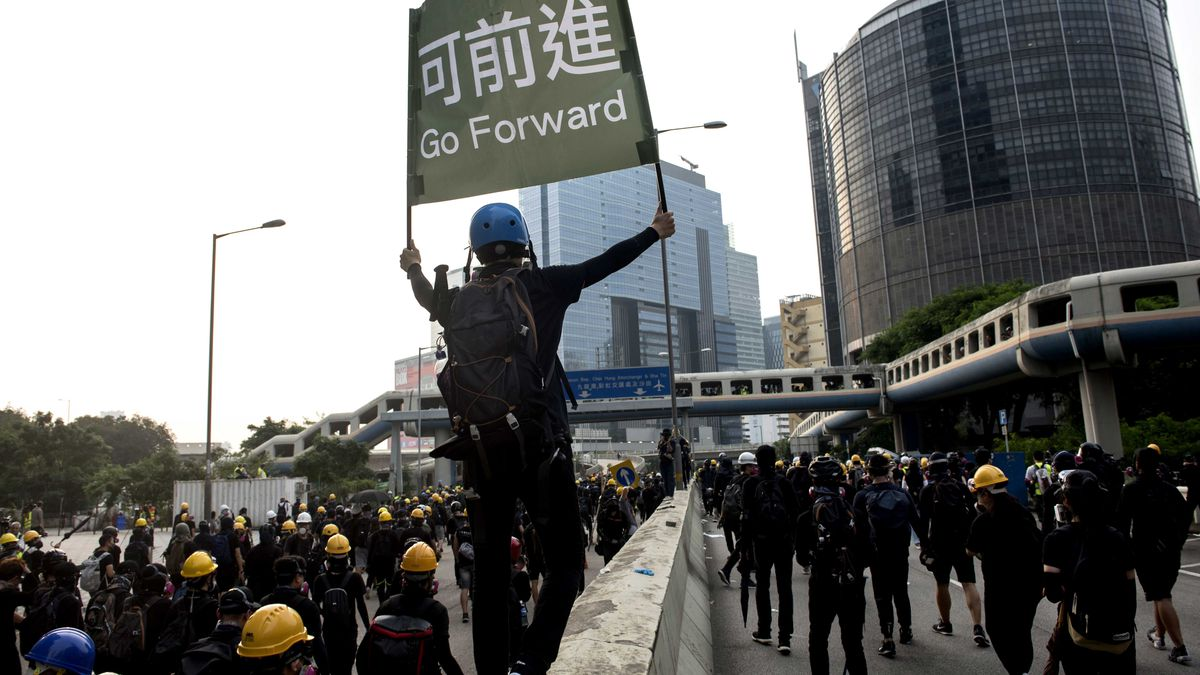 List of July 2019 Hong Kong protests