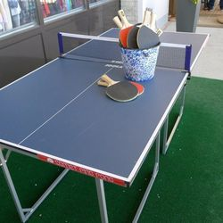 Mini ping pong sets from Comet Ping Pong!