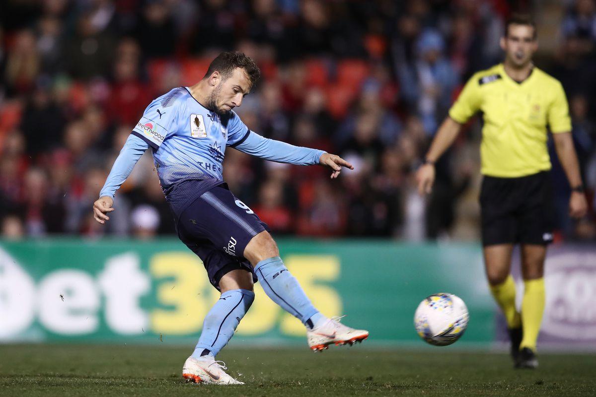 FFA Cup Semi Final - Western Sydney Wanderers v Sydney FC