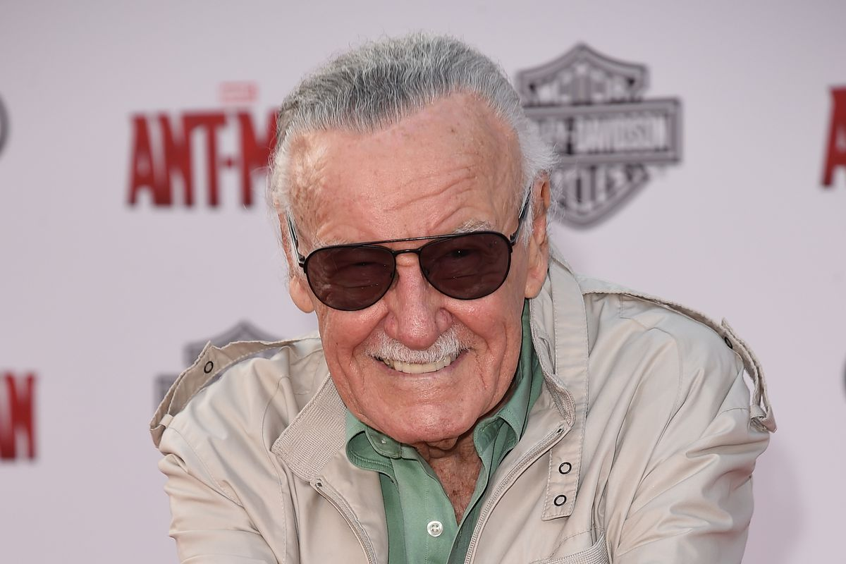 Stan Lee Arrives At The Los Angeles Premiere Of Marvel Studios Ant Man Dolby Theatre On June 29 2017 In Hollywood California