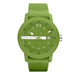 """<a href""""http://shop.nordstrom.com/s/ax-armani-exchange-rubber-strap-watch/3334700?origin=category&cm_ven=Linkshare&cm_cat=partner&cm_pla=10&cm_ite=1&siteId=J84DHJLQkR4-yLk677X6d1vkoI6voUltDg""""> A/X Armani Exchange rubber strap watch</a>, $100 nordstrom.com"""