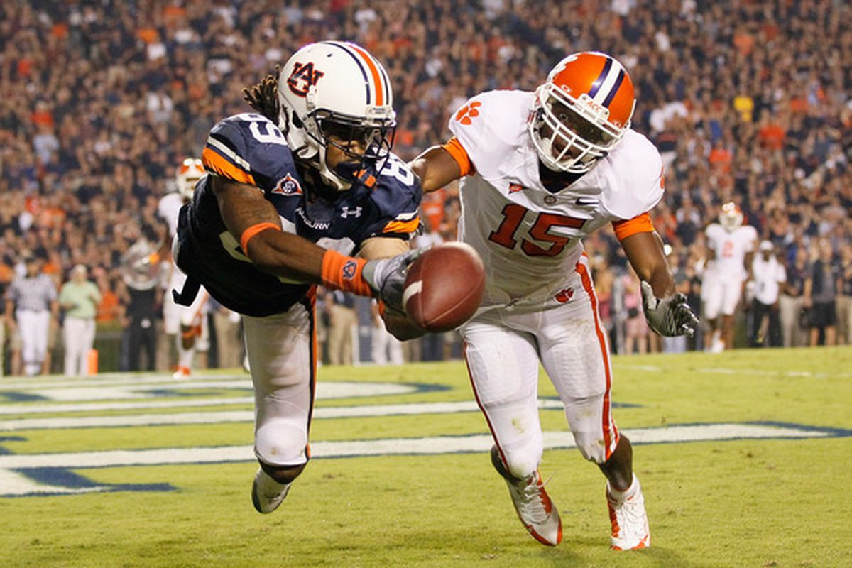 Former Auburn wide receiver Darvin Adams finds himself a free agent this morning after not being picked during this weekend's NFL Draft.