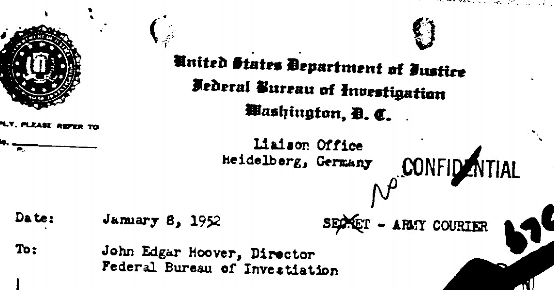 FBI files on Ali, Hemingway, Hef, Wright, Bradbury, Disney and 4 other celebs with Illinois ties