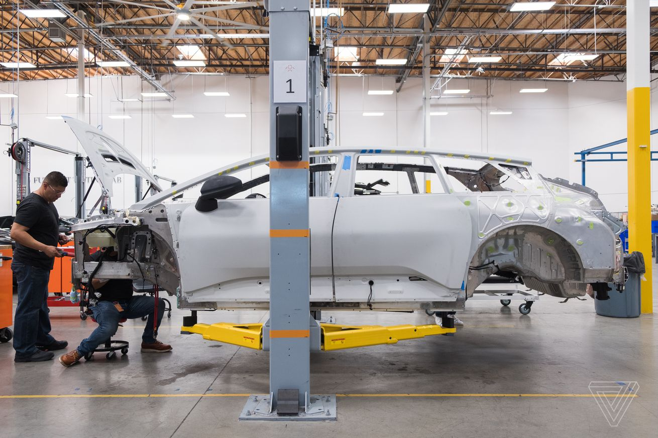 Faraday Future's best shot at redemption may be aSPAC