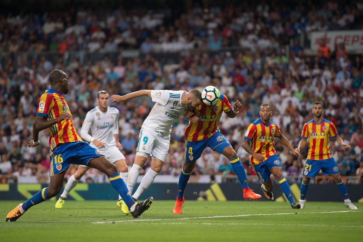 Real Madrid v Valencia - La Liga