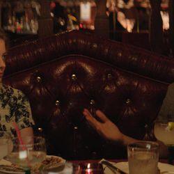 "Gillian Jacobs and Demetri Martin in ""Dean."""